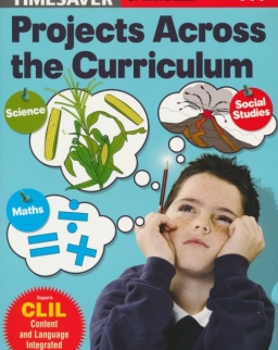Junior English Timesavers: Projects Across the Curriculum