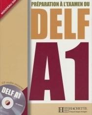 Préparation a l'examen du DELF A1 Livre + Audio CD