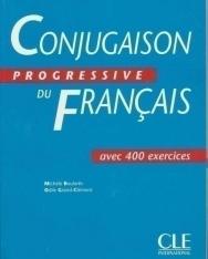 Conjugaison progressive du français - avec 400 exercices Livre