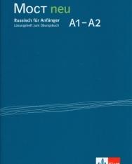 Moct Neu A1-A2 Lösungsheft zum Übungsbuch