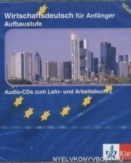 Wirtschaftsdeutsch für Anfänger Aufbaustufe CD