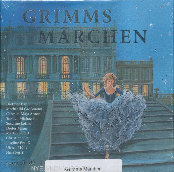 Grimms Märchen Hörbuch - 4 Audio CD