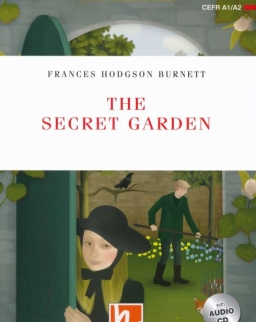 The Secret Garden with Audio CD + Free Online Activies - Helbling Readers Level A1-A2