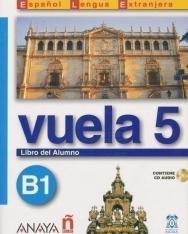 Vuela 5 (B1) Libro del Alumno + CD Audio