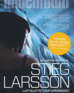 Stieg Larsson: Luftslottet som sprängdes (Millennium del 3)