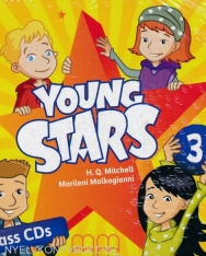 Young Stars Level 3 Class CDs
