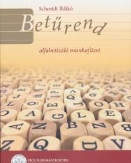 Betűrend  - Alfabetizáló munkafüzet