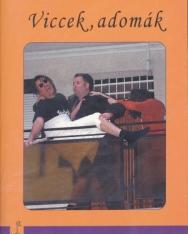 Viccek, adomák - Spanyol eredetiben + Audio CD