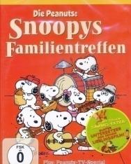 Die Peanuts: Snoopys Familientreffen DVD