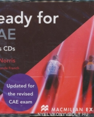 Ready for CAE 2008 Class Audio CDs