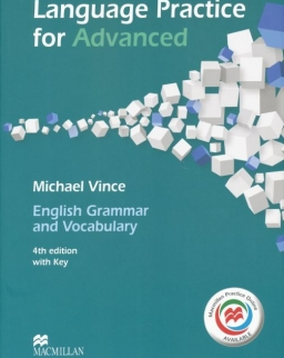 Language Practice for Advanced - English Grammar and Vocabulary 4th edition with Key-  Macmillan Practice Online Available