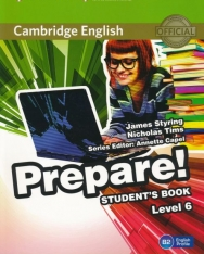 Cambridge English Prepare! Student's Book Level 6