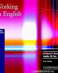 Working in English Audio CD Set
