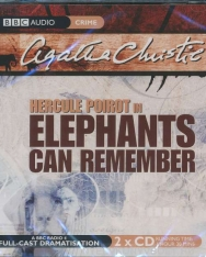 Agatha Christie: Hercule Poirot in Elephants can Remember - A BBC Radio 4 Full-cast Dramatisation Audio Book (2 CDs)