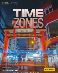 Time Zones 2nd Edition Starter Combo