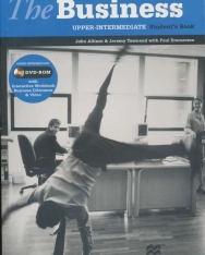 The Business Upper-Intermediate Student's Book with DVD-ROM