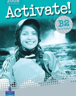 Activate! B2 Use of English Book