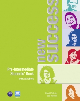 New Success Pre-Intermediate Students' Book with Active Book