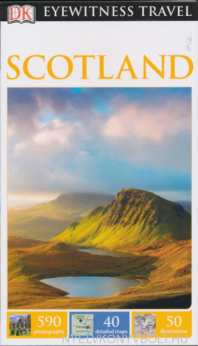 DK Eyewitness Travel Guide - Scotland