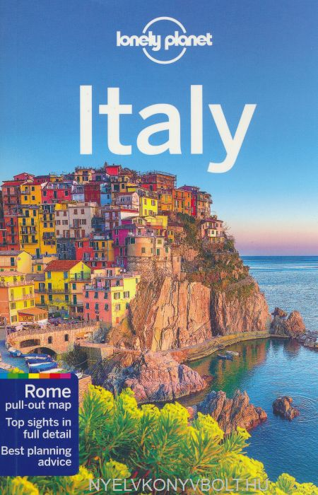 Lonely Planet - Italy Travel Guide (13th Edition)