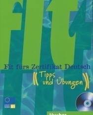 Fit fürs Zertifikat Deutsch mit CD