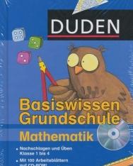 Basiswissen Grundschule Mathematik mit CD-ROM
