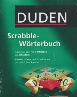 Duden Scrabble - Wörterbuch