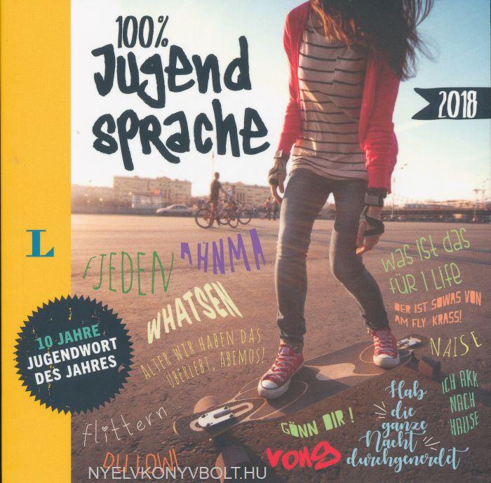 Langenscheidt 100 Prozent Jugendsprache 2018