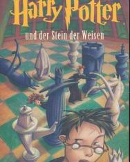 J. K. Rowling: Harry Potter und der Stein der Weisen (Harry Potter 1 - német nyelven)