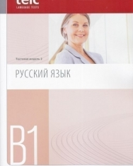 TELC Language Tests Testovaja model 2 Russkij jizik B1 letölthető hanganyaggal