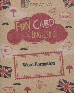 Fun Card English: Word Formation
