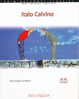 Italo Calvino Con CD Audio  (B1-B2)