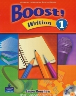 Boost! Writing 1 Student's Book with Audio CD