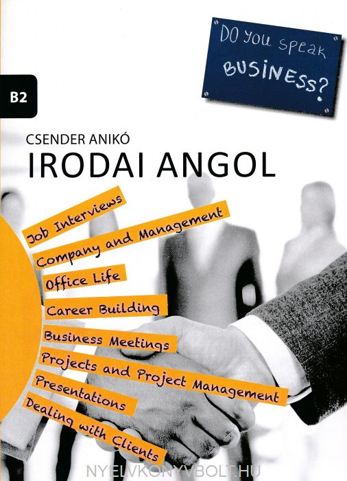 Do you Speak Business? Irodai Angol