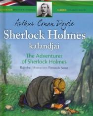 Sherlock Holmes kalandjai - The Adventures of Sherlock Holmes - kétnyelvű