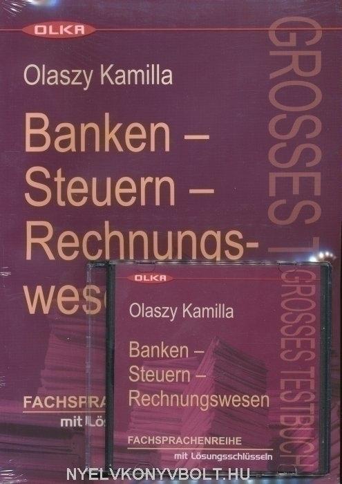 Banken- Steuern- Rechnungswesen - Grosses Testbuch mit Audio CD