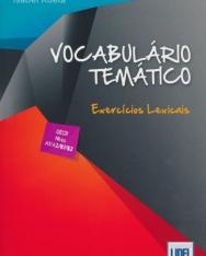 Vocabulário Temático - Erxercícios Lexicais QUECR NíveisA1/A2/B1/B2