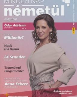 Minden Nap Németül magazin 2021. február