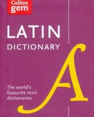 Collins gem - Latin Dictionary