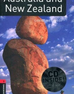 Australia and New Zealand with Audio CD Factfiles - Oxford Bookworms Library Level 3