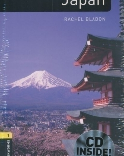 Japan with Audio CDFactfiles - Oxford Bookworms Library Level 1
