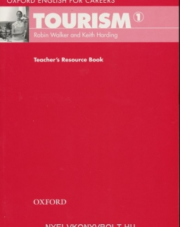 Tourism 1 - Oxford English for Careers Teacher's Resource Book