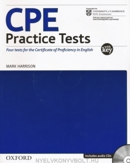 CPE Practice Tests with Key and Audio CDs