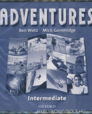 Adventures Intermediate Class Audio CDs (3)