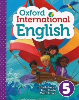 Oxford International English Level 5 Student's Book