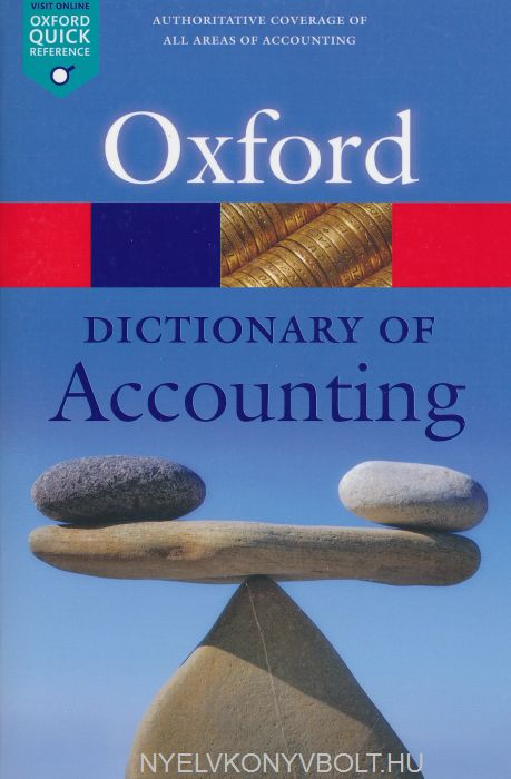 A Dictionary of Accounting - Fifth Edition