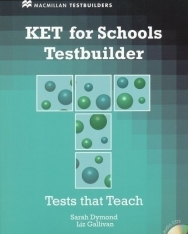 KET for Schools Testbuilder Student's Book with Audio CD