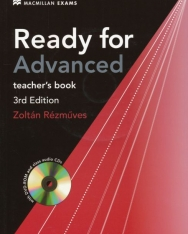 Ready for Advanced Third Edition Teacher's Book with DVD-ROM and Class Audio CDs (2)