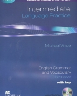New Intermediate Language Practice 3rd Edition - English Grammar and Vocabulary with Key and CD-ROM (Michael Vince)