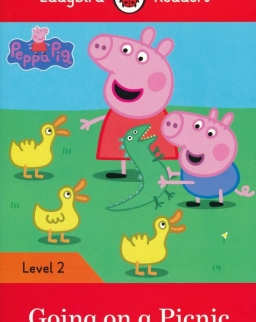 Peppa Pig Going on a Picnic - Ladybird Readers Level 2